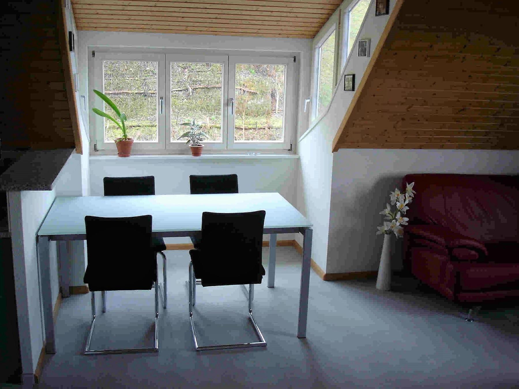 Kauf: Maissonett-Dachwohnung