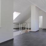 Galerie mit Fenster