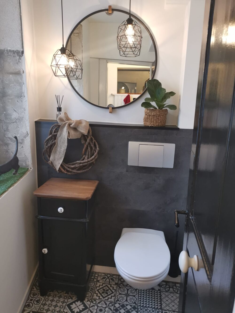 Gäste-WC+