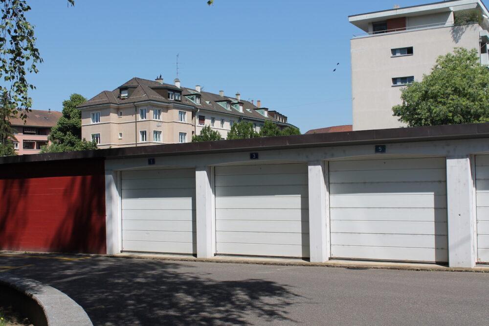 Garagenboxen