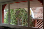 Fensterlaube
